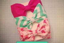 Hairbows ♥ / by Megan Bailey