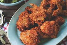 Chicken Dinners / Need a classic chicken recipe? Done. Want to try a fancy new chicken dinner? We've got you covered. / by Kitchen Daily