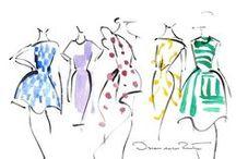 Art of Fashion / by Gene Wicker Jr