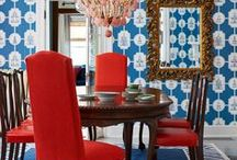 Dining Rooms / by Danielle Sigwalt