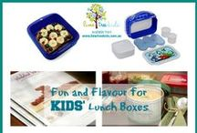 Food - Lunch box / by Lime Tree Kids