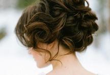 hair + make-up / by Stefanie Miles