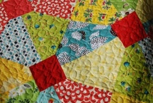 Sewing Projects & Quilts