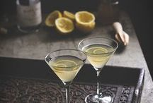 Indigo Drinks / We love a little G+T, a spot of Mulled Wine and Summer Punches.