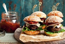 Burgers / by Kitchen Daily