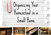 Homeschool Ideas / by Crystal Rodgerson