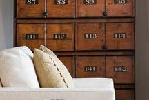 Restoration Hardware / Creative ideas for the home  / by Sheri Linhares (Foree)