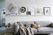 The Personal Square / This board is a mix of Home ideas with some color ideas for apartment living.