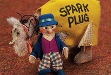 Vintage/Antique Toys / by Susan Mitchell