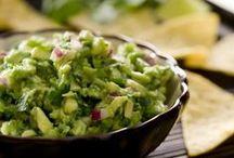 Tex-Mex Recipes / Guacamole, quesadillas, tacos, burritos, quesadillas, enchiladas, chimichangas, enchiladas, fajitas, and lots and lots of salsa. / by AOL Lifestyle