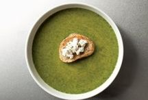 Soup & Salad Recipes / All the warmth of delicious soup without sacrificing the crunch of a fresh salad.  / by AOL Lifestyle