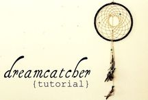 Dreamcatchers & feathers ♥ / by Megan Bailey