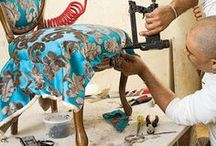 Furniture Make-Over / by Gwen Cummings