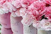 Think Pink / Pinky promises from Mixed Bag Designs favorite pink prints and rosy inspiration. Vive la vie en rose
