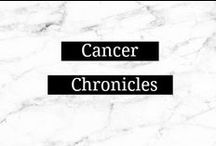    Cancer Chronicles    / a bit of insight into my cancer journey / by Amanda    Marry Mint