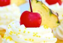 Yummy Sweets  / by Sheri Linhares (Foree)