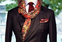 Me gusta la Moda, la ropa de hombre y los accesorios / by Carlos Jandali Feu