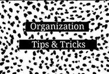Organization Tips & Tricks / by Amanda    Marry Mint