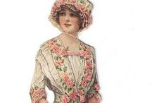 Clothing Post-1900, Board III / by Susan Mitchell