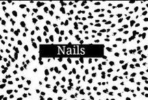 Nails / by Amanda    Marry Mint