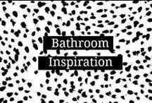 Bathroom Inspiration / by Amanda    Marry Mint