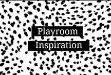 Playroom Inspiration / by Amanda    Marry Mint