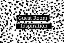 Guest Room Inspiration / by Amanda    Marry Mint