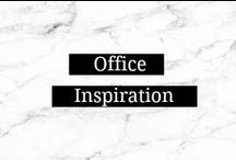 Office Inspiration / Home office furniture and decor  / by Amanda    Marry Mint