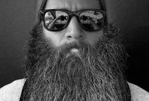 people profiles, beards, clothes, and style