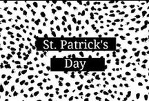 St. Patrick's Day / St. Patrick's Day themed decor, treats and activities. / by Amanda    Marry Mint