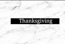 Thanksgiving / Recipes, decor and activities for Thanksgiving. / by Amanda    Marry Mint