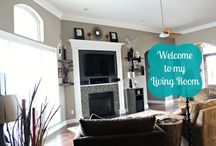 Living Room / by Lindsay Sappington