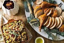 Thanksgiving Recipes / It's time to start planning an epic Thanksgiving with all the essentials: Turkey, stuffing, cranberry sauce, potatoes, casserole, pumpkin pie and all the other Turkey Day goodness. / by AOL Lifestyle