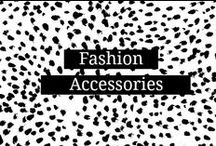 Fashion Accessories / The finishing touches to an outfit.  All of the fashion accessories I love in one place! / by Amanda    Marry Mint