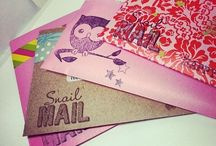 Happy Mail / by Megan Bailey