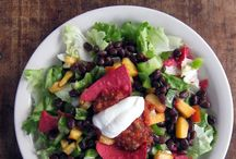 Salads / by Shelley Simpson