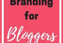 Branding for Bloggers / On this board find the best branding tips for your blog! ------------------------------------------------ branding for bloggers, blogging and branding, brands for bloggers