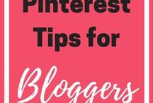 Pinterest Tips for Bloggers / Pinterest is a dream for bloggers! it's the best way to get more blog traffic. On this board you will find my favorite blogging tips for Pinterest! ------------------------------------------------ Pinterest blog tips, Pinterest blog traffic, Pinterest blog posts, pinterest blog ideas, Pinterest blog, Pinterest bloggers