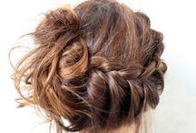 hairstyles. / by Lyndsie Sellars