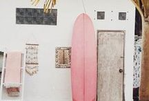 Teenie Wahine / Surfer girl style- pineapples, big waves, Hawaiian print & lots of aloha.