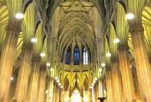 Cathedrals/Churches / by Tate Embree