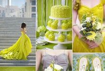Charming Chartreuse / There's not another color quite like it!  Vibrant. . . energetic. . .fun!