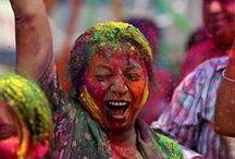 Color Makes Me Happy / by Heidi Reagan