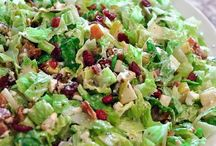 Salads~Dressings~Sauces~Sandwiches / by Rosie Frankhuizen
