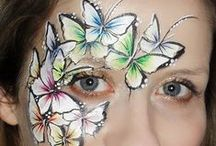 Face Painting Ideas / Inspirations for birthday parties and fairs