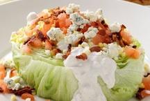 Salads / by Heather