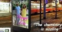 Book Covers & Teasers / Kelly's Book Covers
