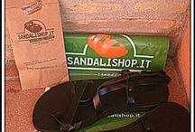 Sandali Donna Artigianali / Sandali da donna per tutte le occasioni. Ogni sandalo è realizzato interamente a mano con cuoio conciato al vegetale. www.sandalishop.it