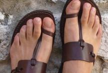 Mens Leather Sandals / Mens leather Sandals. 100% Italian sandals. Shopping on line --> http://www.sandalishop.it/