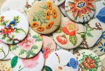 Stitchery-doo / by Amy Singleton Healy